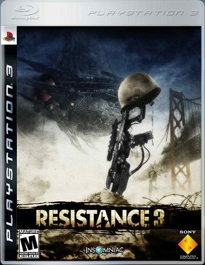 Resistance 3 The Comeback of a Classic: Resistance 3