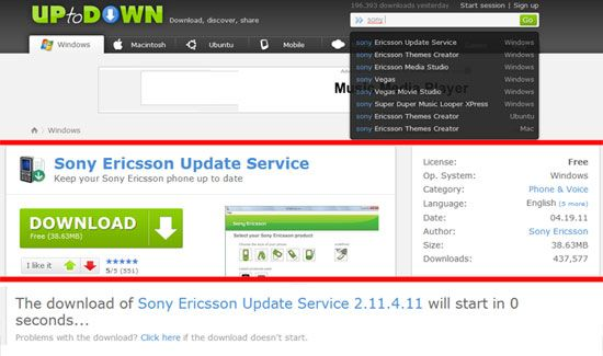 download process 5 reasons to use Uptodown