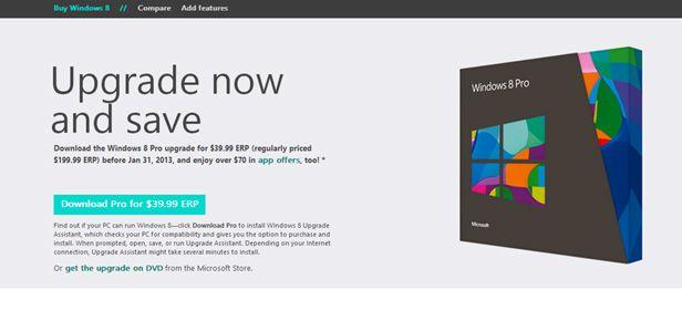 Windows 8 buy cheap