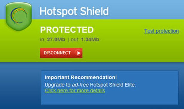 Hotspot Shield Tutorial 2