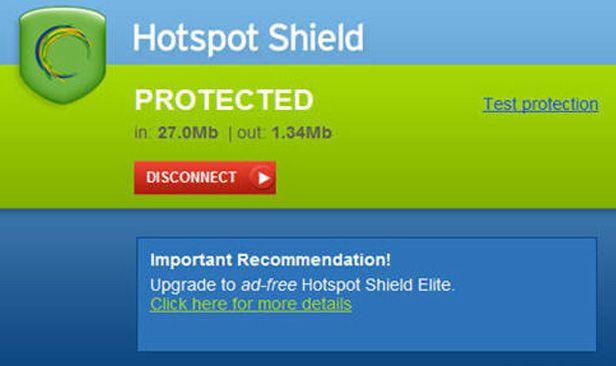 Hotspot Shield Tutorial 2