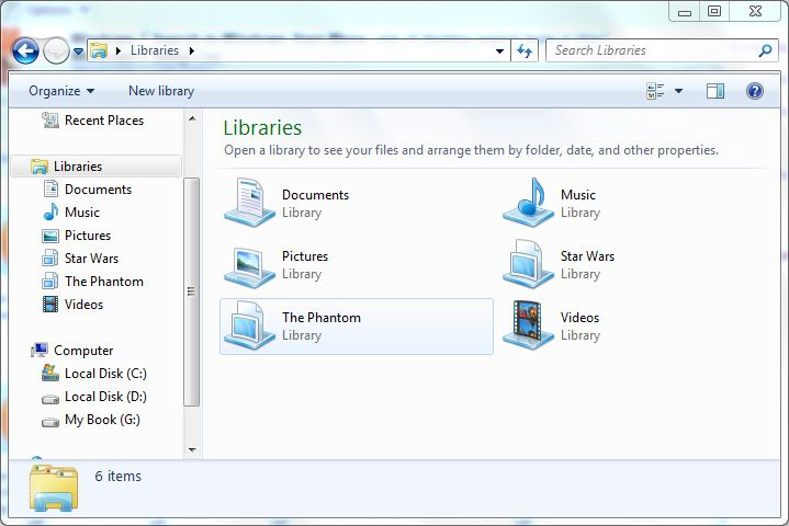Libraries-screenshot-1