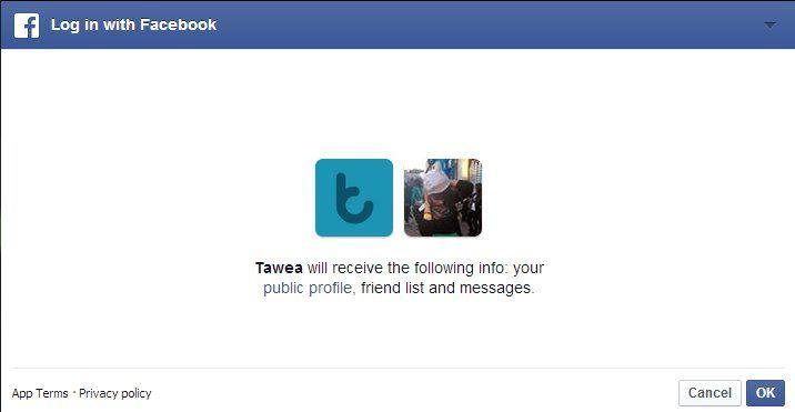 Tawea facebook