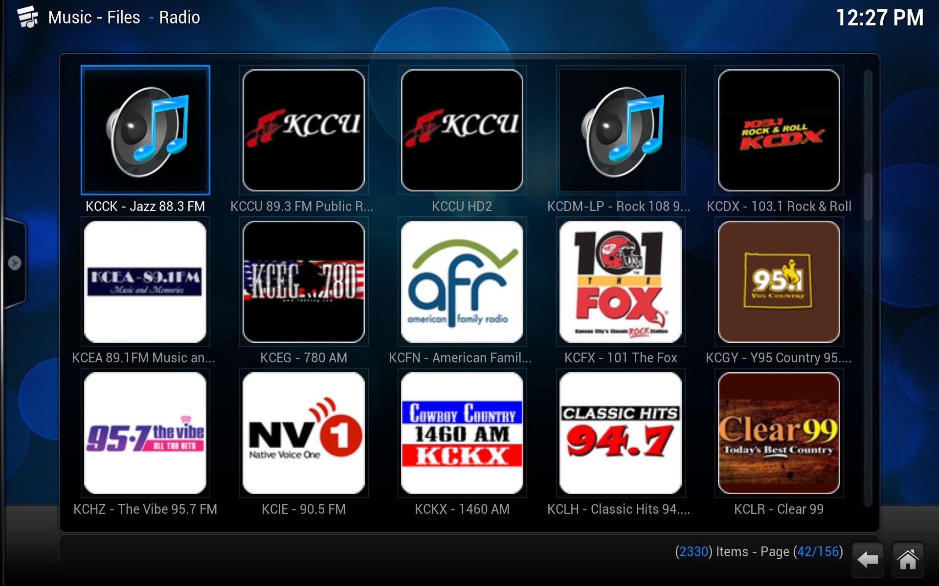XBMC-Radio-EN