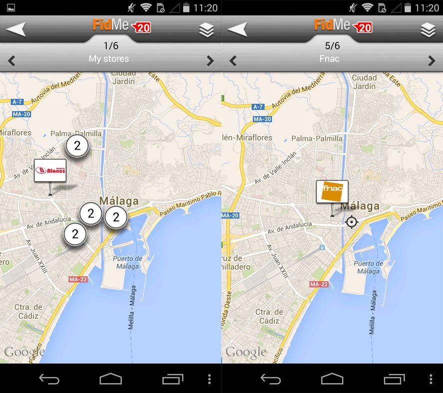 FidMe Maps