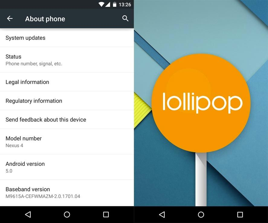 android-minigame-lollipop
