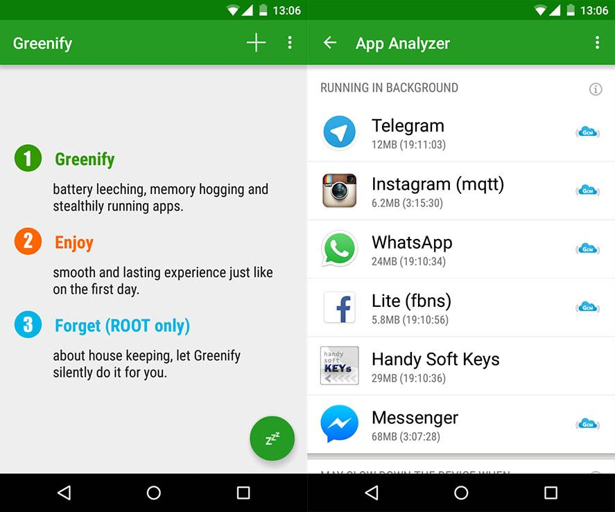 greenify-en-screenshot