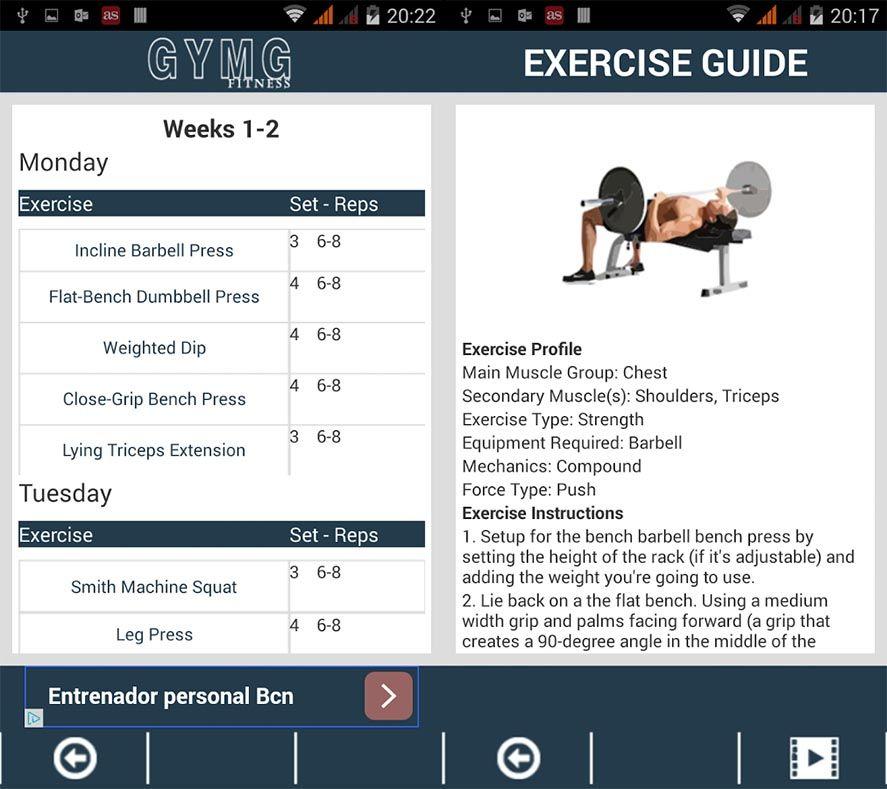 gym-trainer