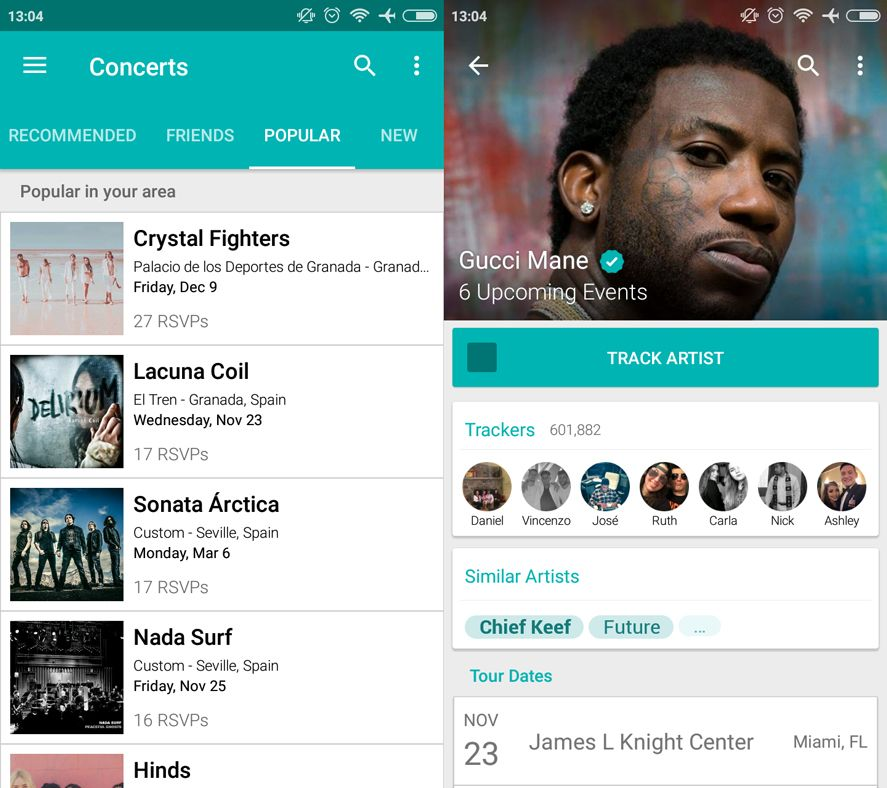 bandsintown-screenshot-1-eng