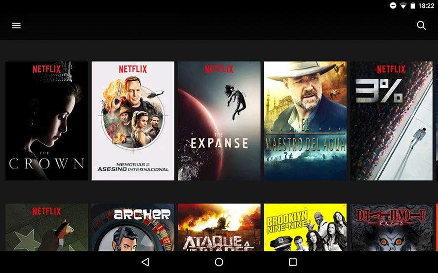 netflix offline 2 Now you can download Netflix content to your SD card