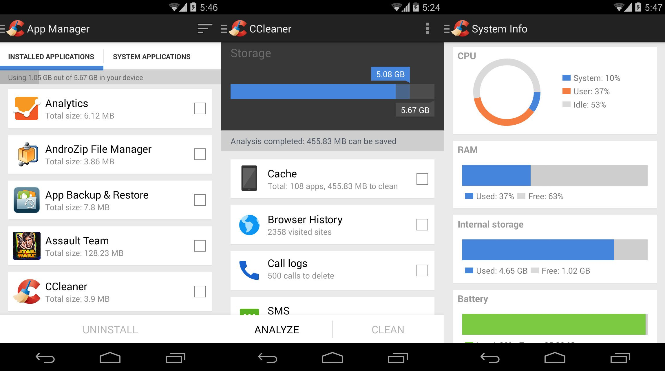 Tools To Uninstall Android Apps And Free Up Space On Your