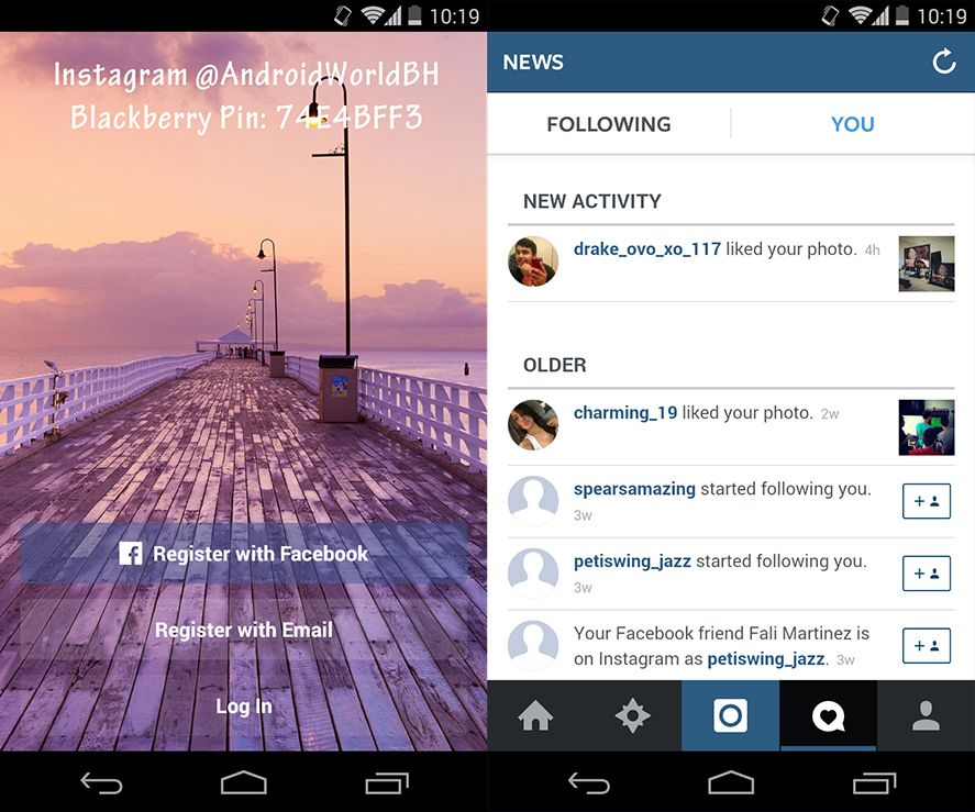 """the negative issues of instagram a popular phone application If you're like many users of facebook, the world's largest social network, you continue to check in with your """"friends"""" via facebook's website or."""