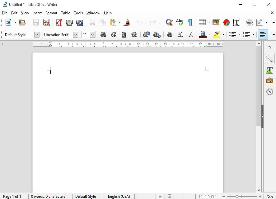 LibreOffice 5 has arrived