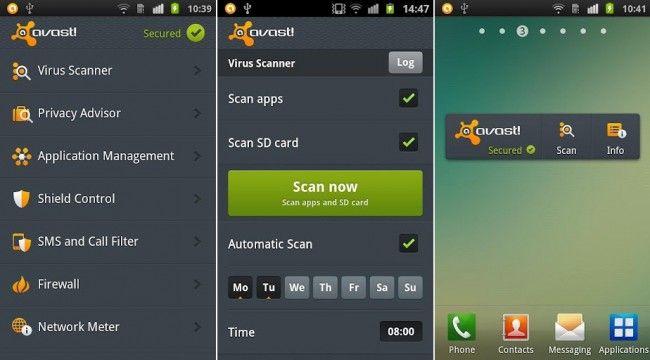 avg antivirus download uptodown