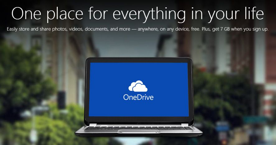 OneDrive increases its free cloud storage from 7 to 15GB