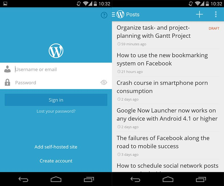 WordPress for Android 3 0 has arrived