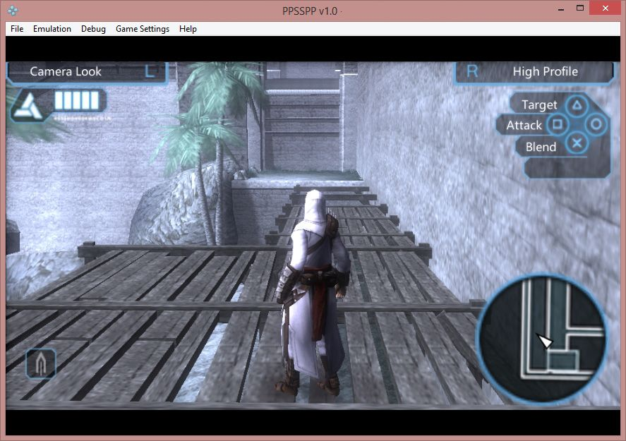 PPSSPP emulator now available in version 1 0