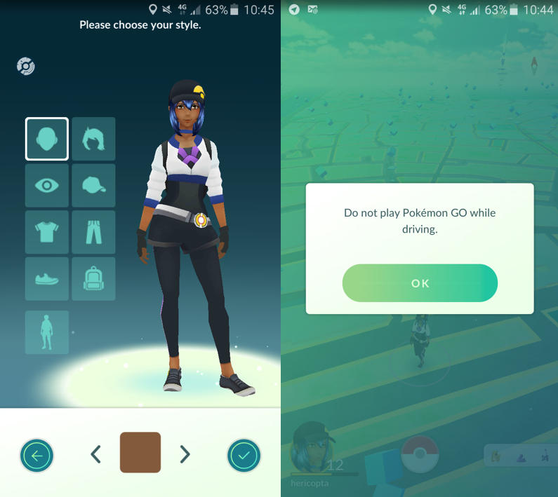 Pokemon Gos Newest Features From Version 0310