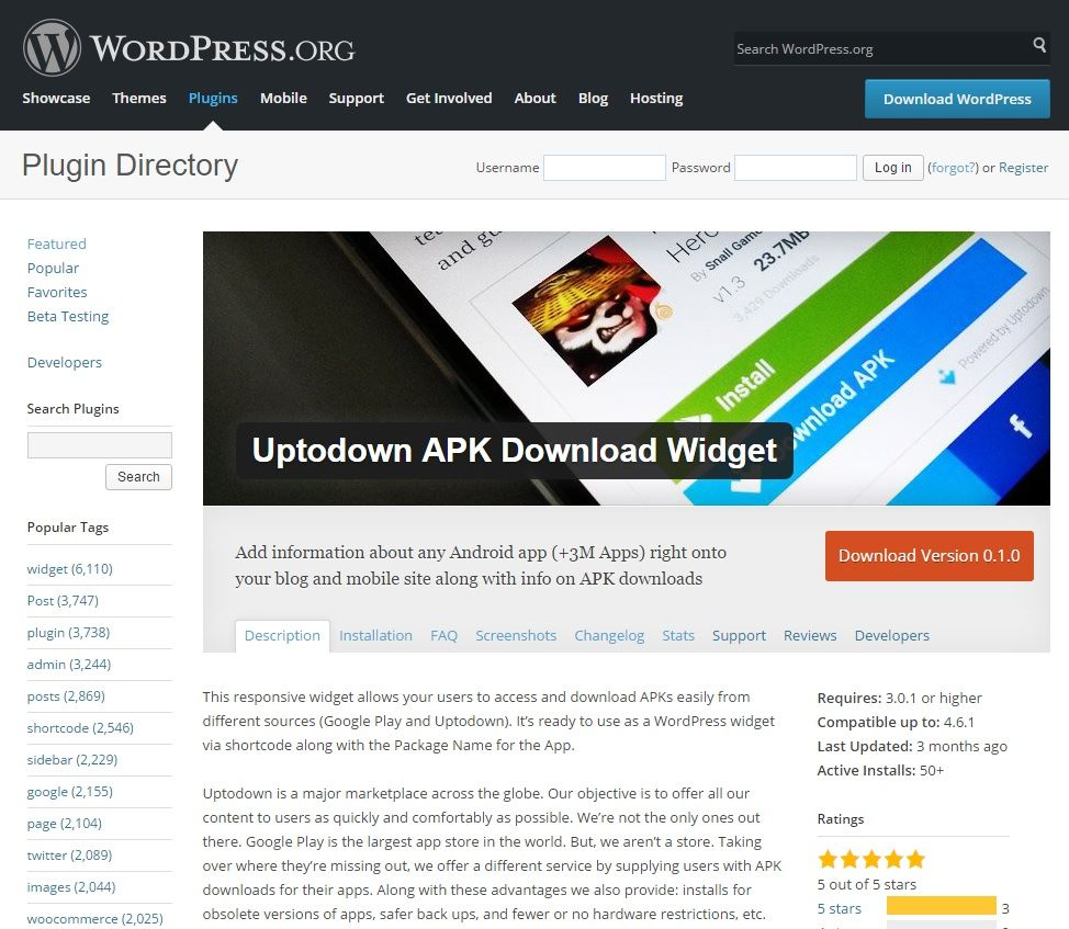 uptodown_wordpress_plugin