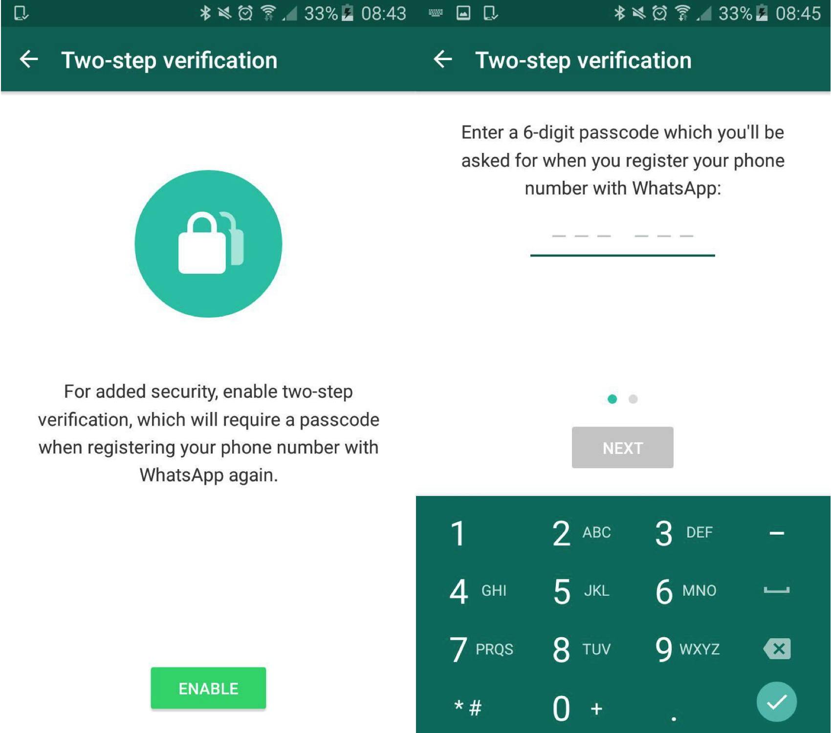 1700x1500 copy WhatsApp adds two-step verification for all users