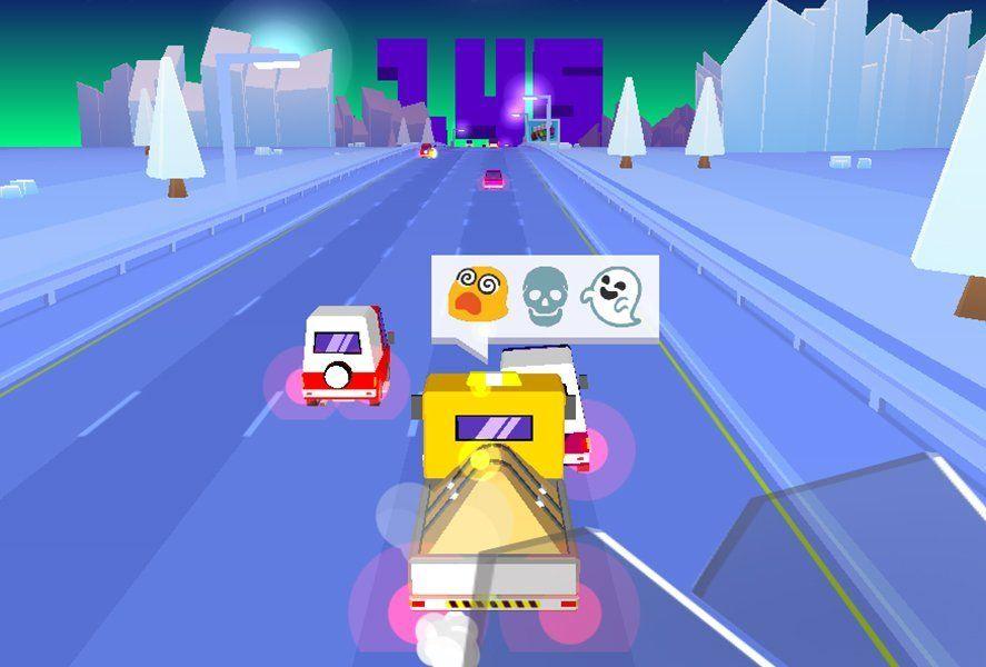 dashy crashy is a varied and fun endless runner blog uptodown