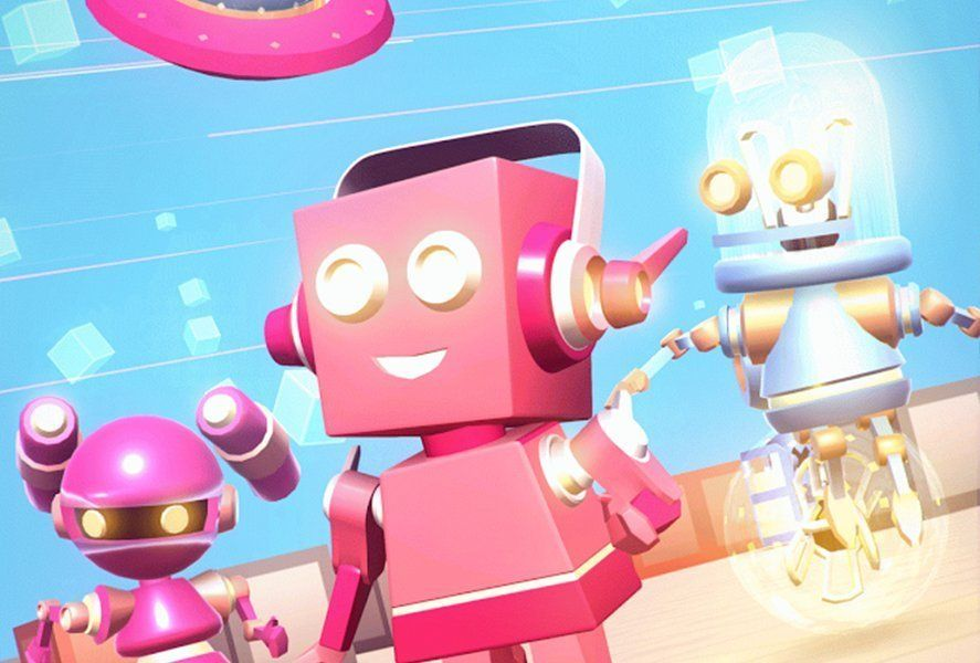 Blast Blitz is like the love child of Bomberman and Crossy Road