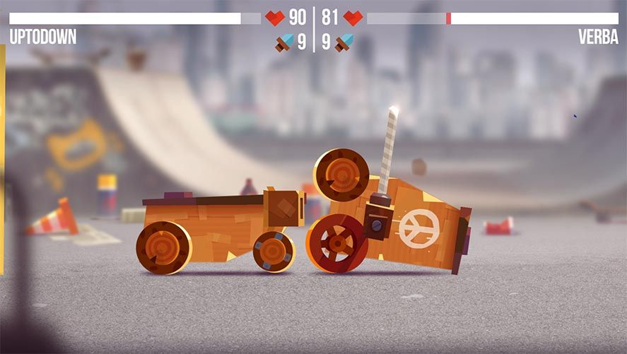 CATS: Crash Arena Turbo Stars is the latest from the people