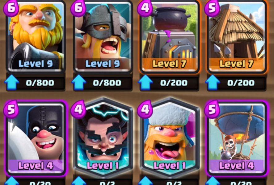 The New Balance On Clash Royale Reduces The Power Of Common