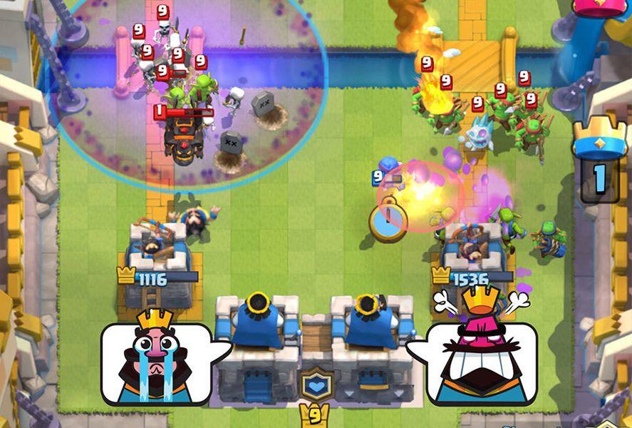 clash royale update october 2017 download