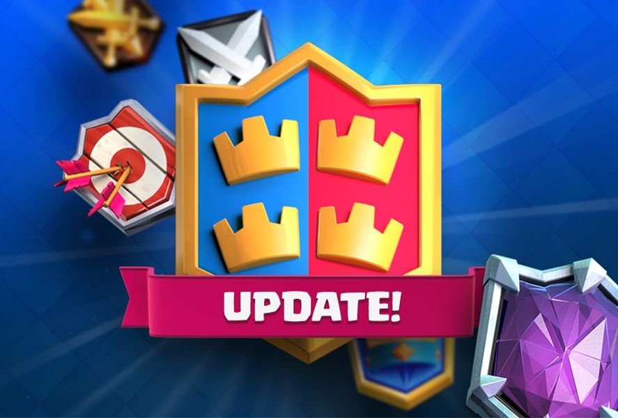 0bf8d5ad Clash Royale rolls out loads of novelties that shake up the game