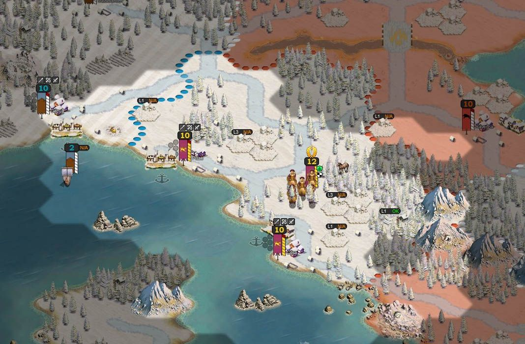 Demise of Nations: Civilization-style 4X strategy for Android