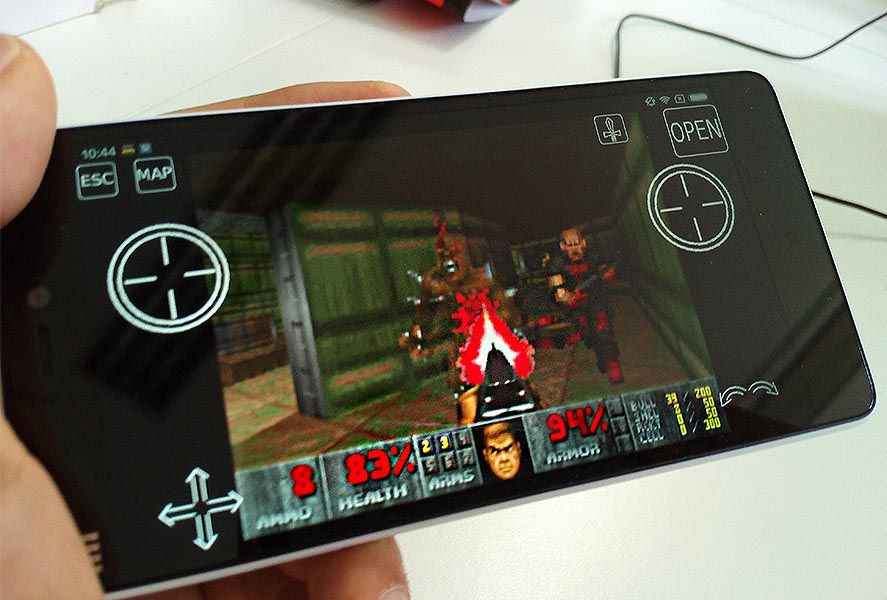Ten classic PC games ported to Android