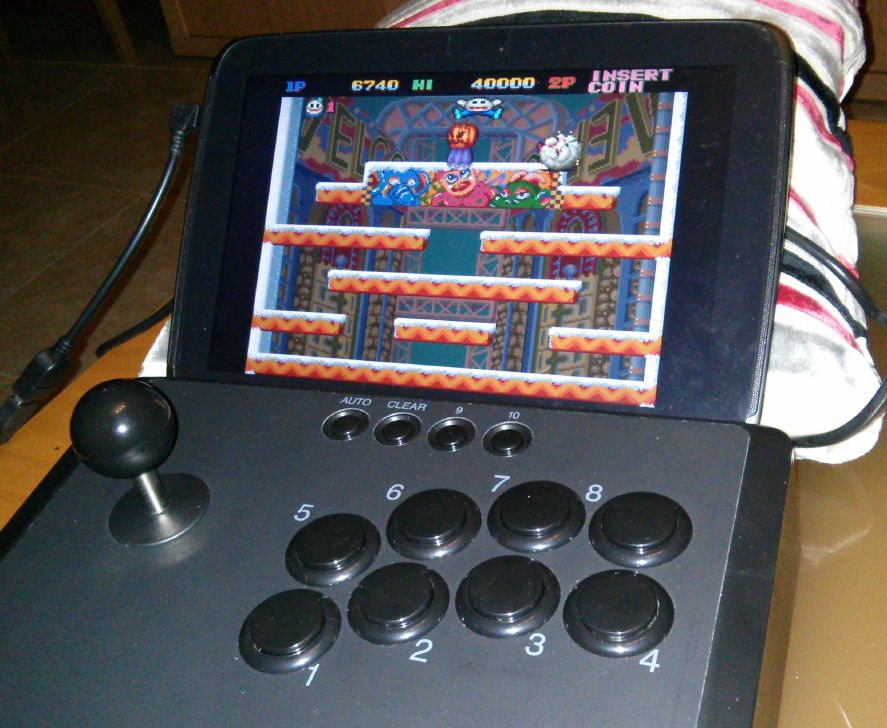 MAME turns 20: To celebrate, turn your Android into an arcade machine