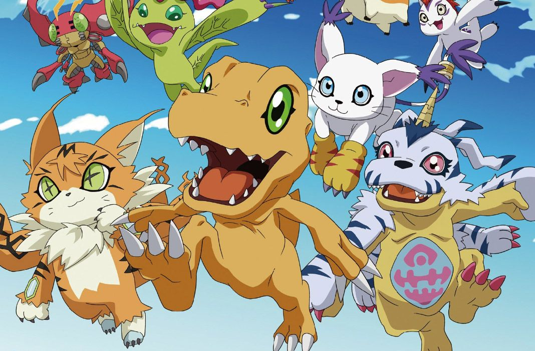 Download the new Digimon Links for Android