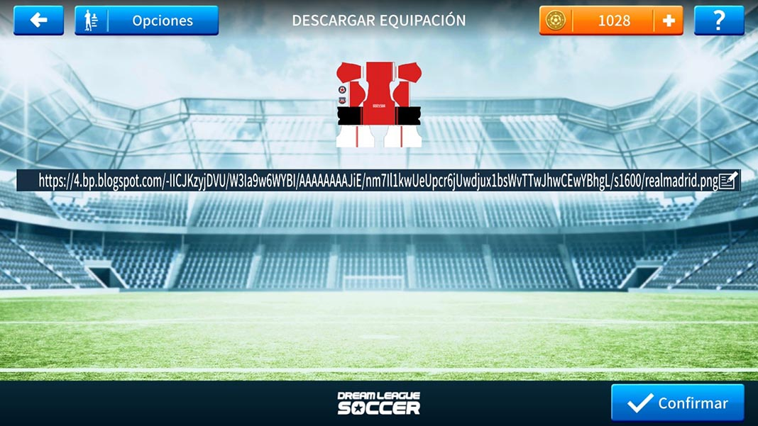 How to add official logos and kits to Dream League Soccer