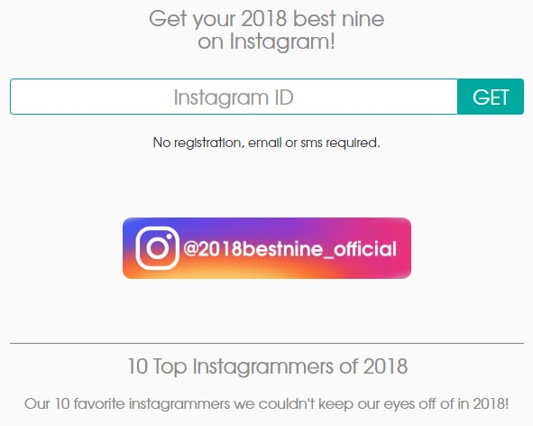 instagram 2018 best 1 How to share your most popular Instagram photos of 2018