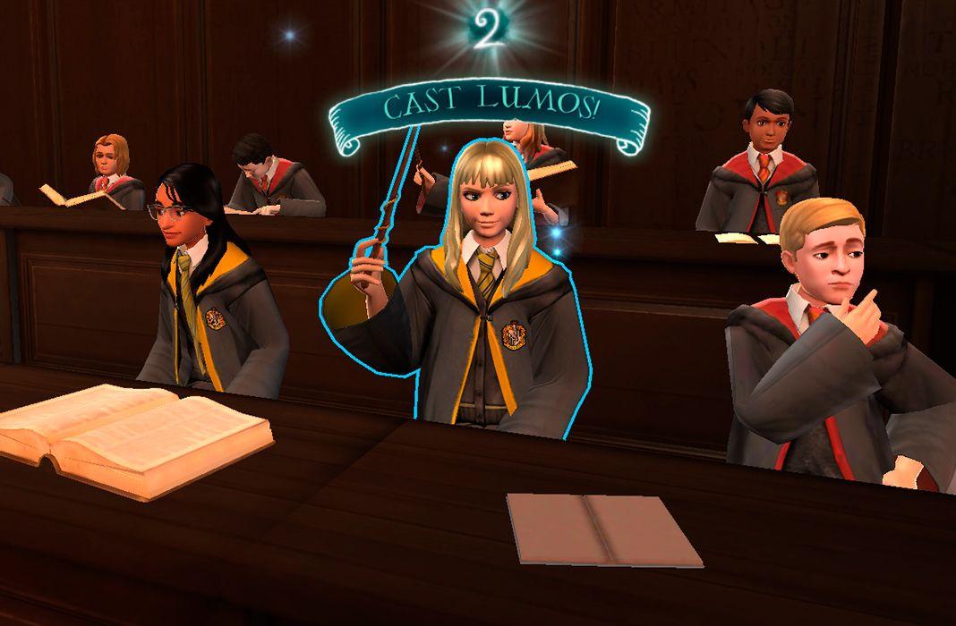 Juega <b>Harry</b> <b>Potter</b>: Hogwarts <b>Mystery</b> en PC con BlueStacks