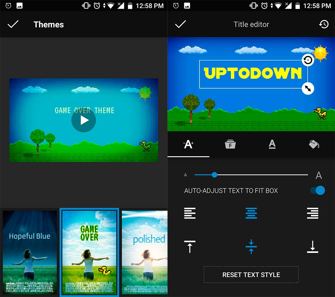 wevideo screenshot 2 en WeVideo makes creating and editing your own videos a breeze