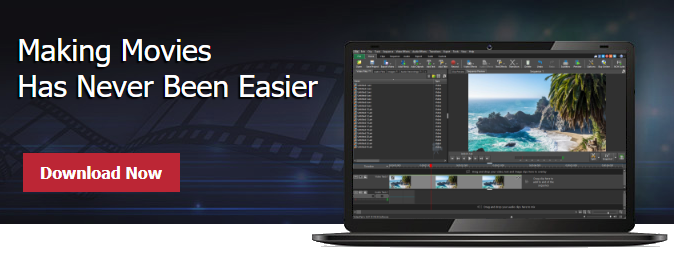 VideoPad Video Editor is a professional video editing suite