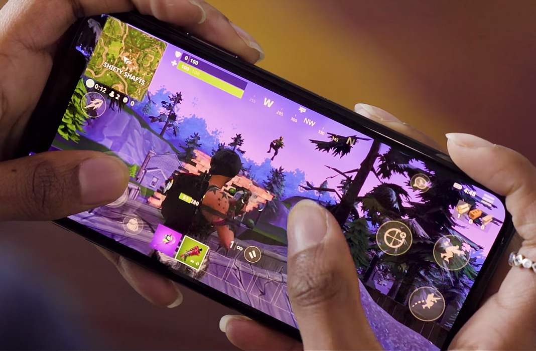 - fortnite android register