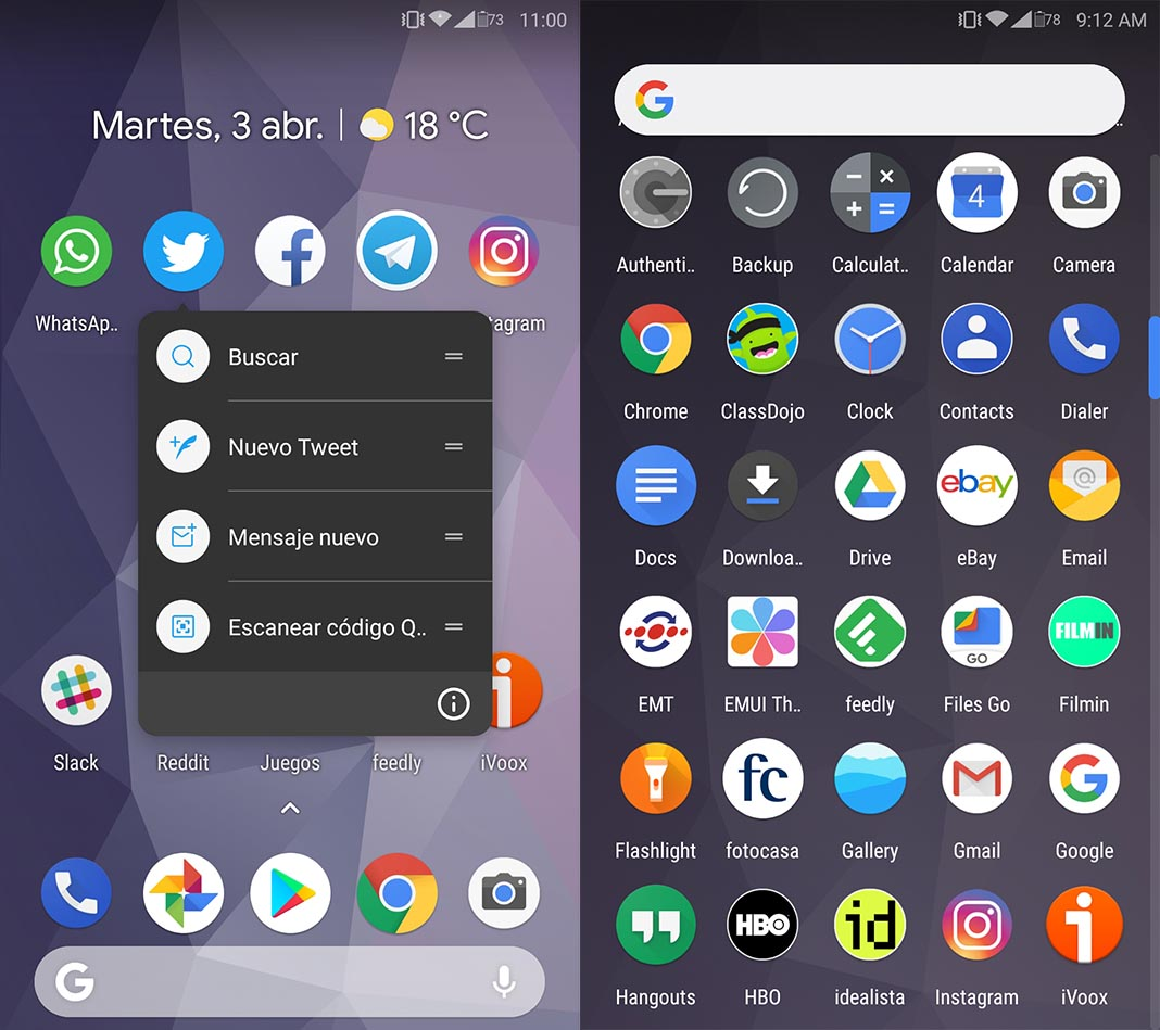 rootless pixel launcher en 1 How to install Rootless Pixel 2, the best launcher for Android