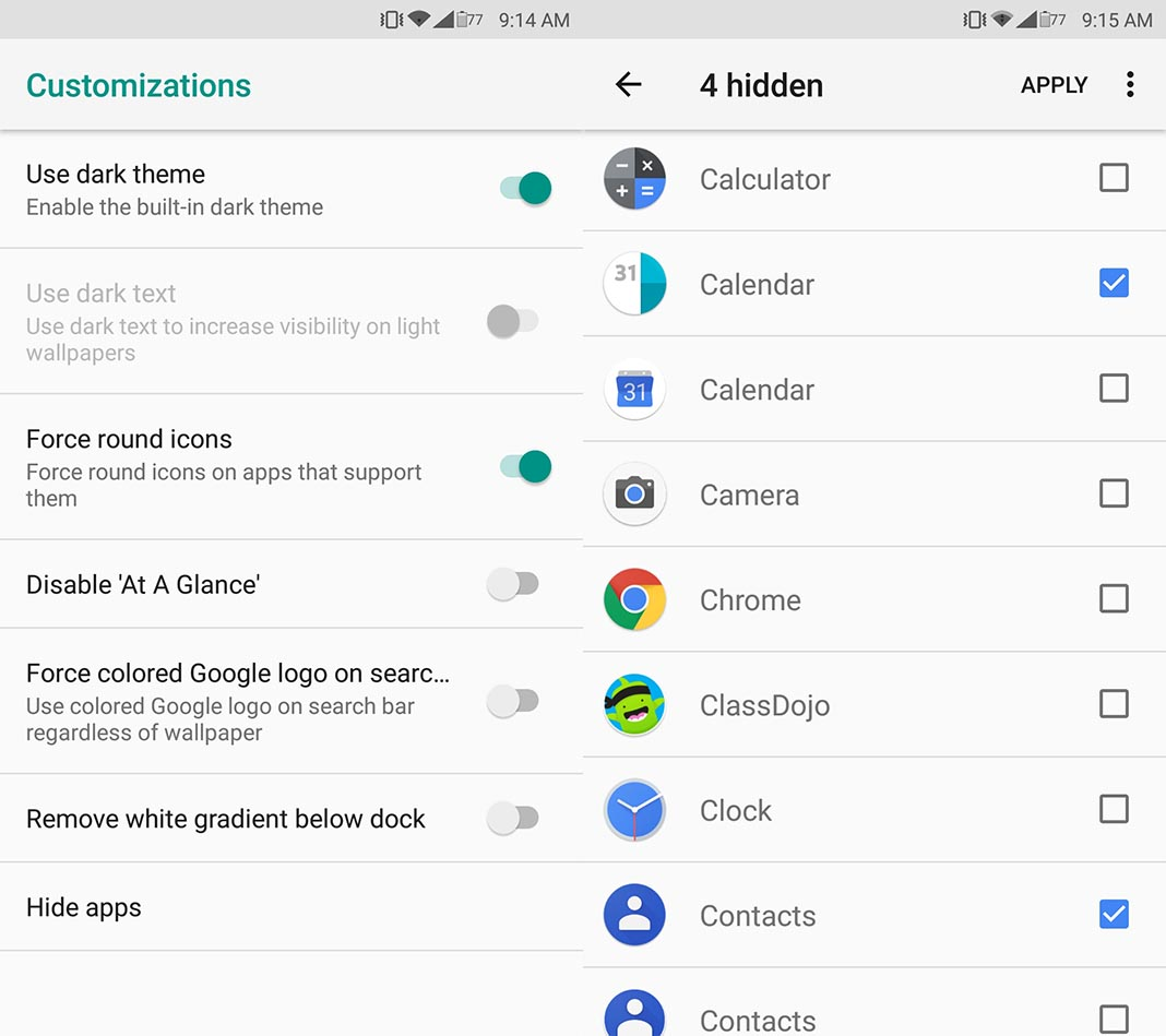 rootless pixel launcher en 3 How to install Rootless Pixel 2, the best launcher for Android