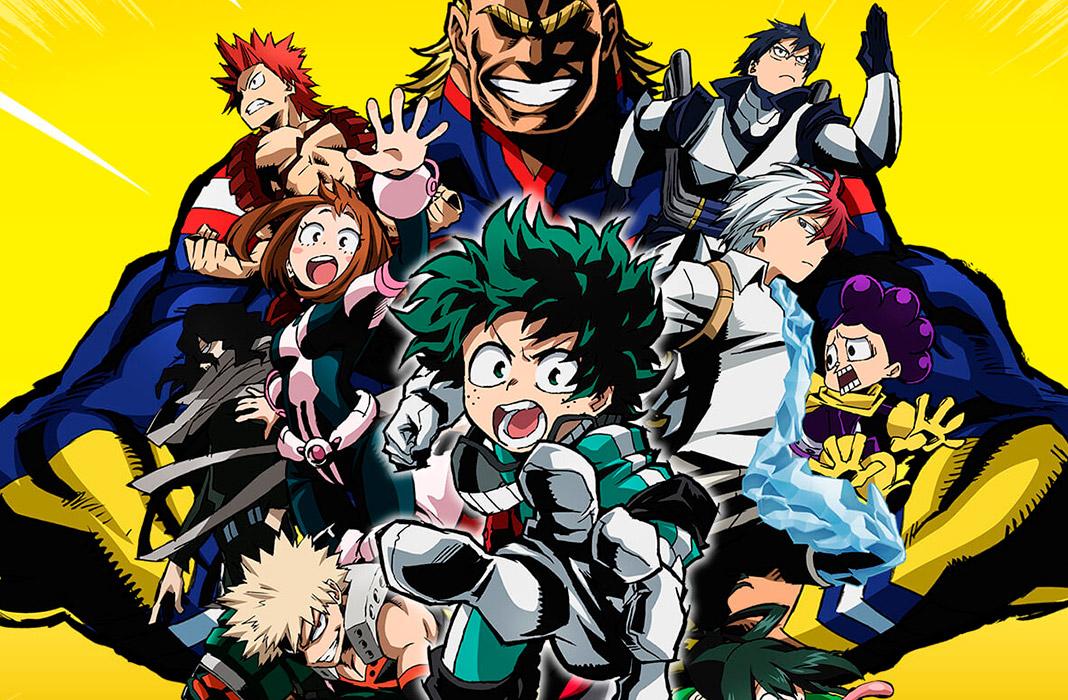 Hero Academia