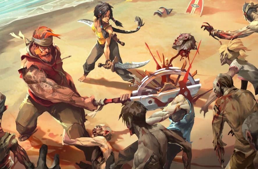 download game dead island survivor mod apk