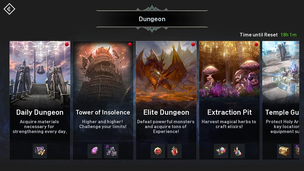 l2r dungeon shop The freemium chronicles: one year playing Lineage 2 Revolution