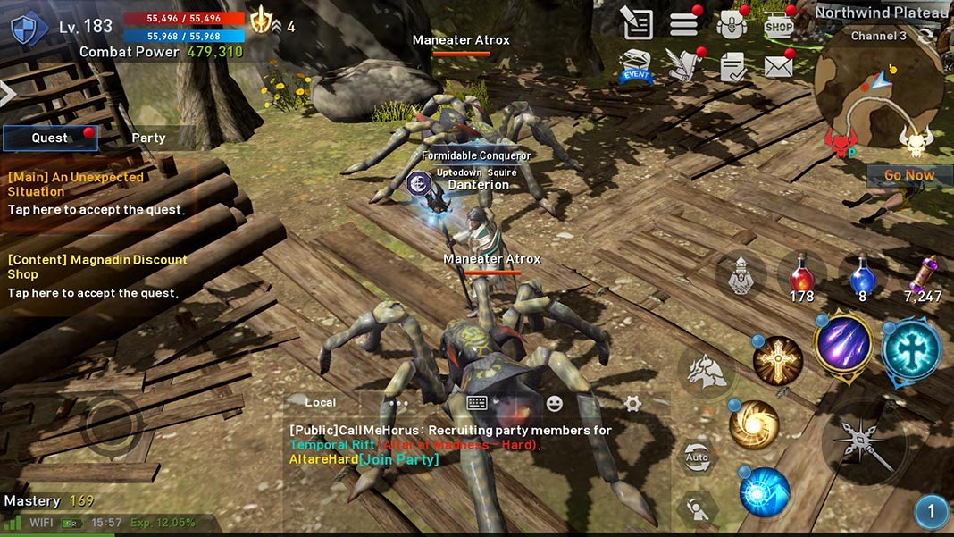 l2r gameplay The freemium chronicles: one year playing Lineage 2 Revolution