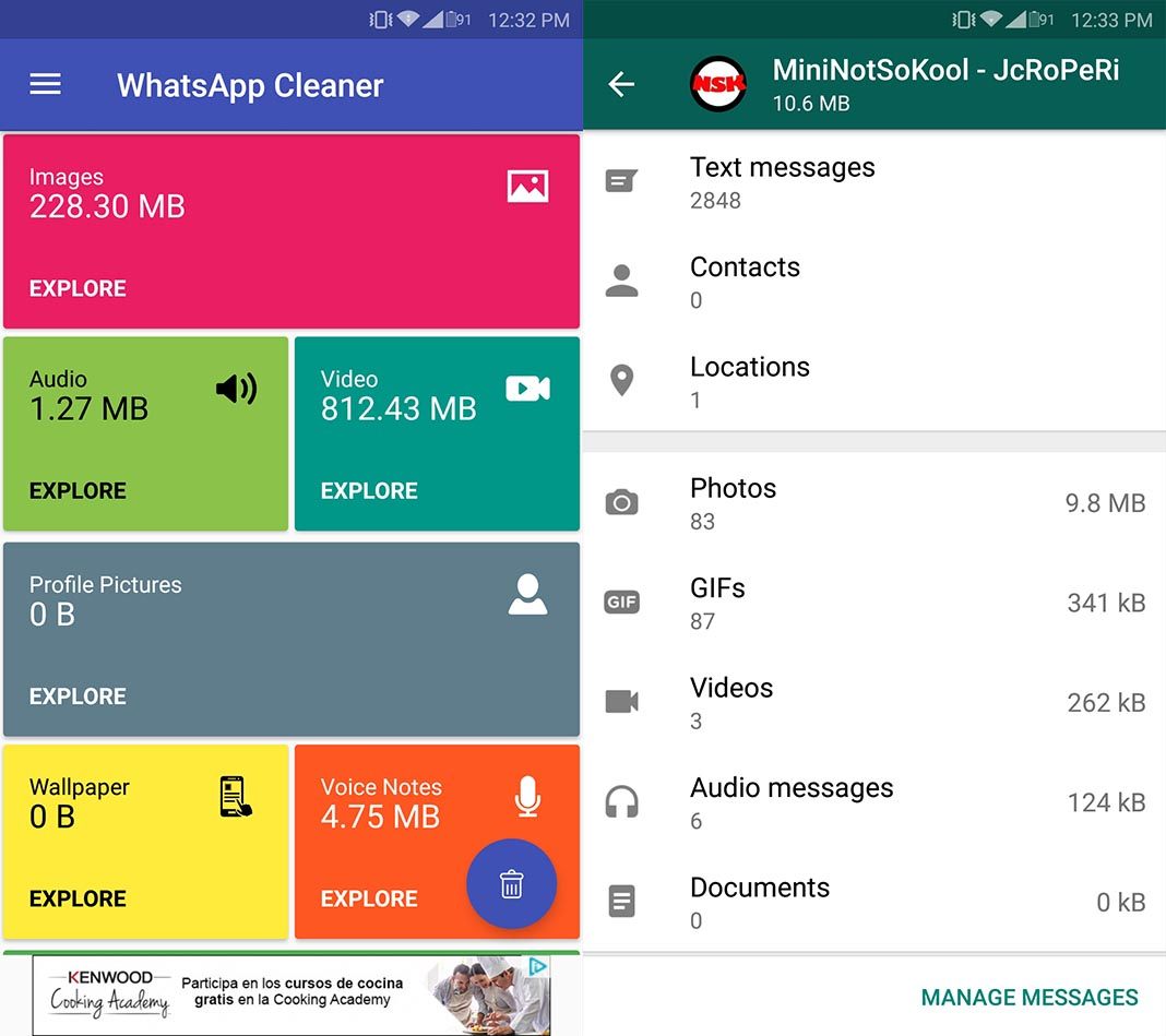 data saving screenshot 1 10 tips to help you free up space on your Android device