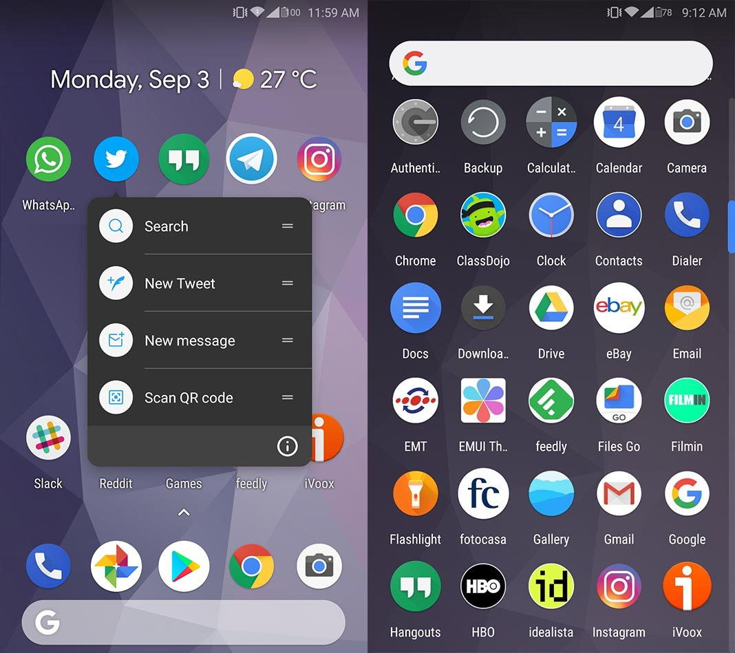 Which version of Rootless Pixel Launcher should you install?