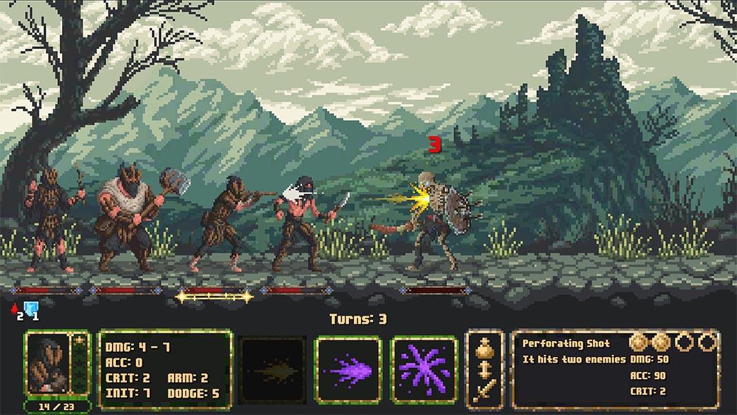 battle souls en 3 Battle Souls: the Spanish Darkest Dungeon for Android