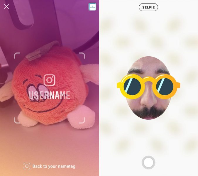 instagram nametag 2 Instagram nametags: what they are and how to use them
